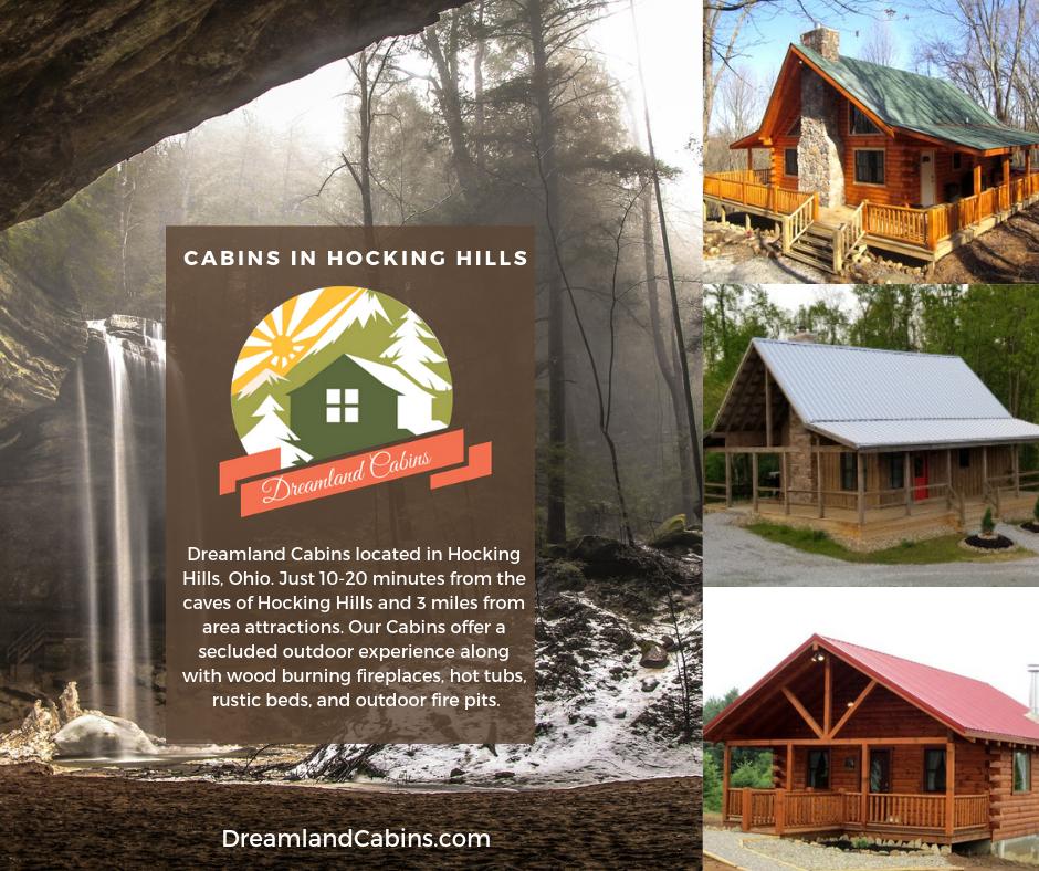 Dreamland Cabins In Hocking Hills Ohio